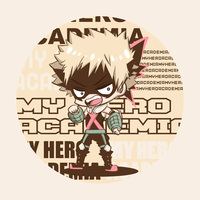 Badge - My Hero Academia / Bakugou Katsuki