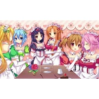 Card Game Playmat - Sword Art Online / Shinon & Silica & Leafa