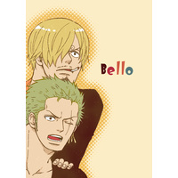 Doujinshi - ONE PIECE / Sanji x Zoro (Bello) / Kitsch