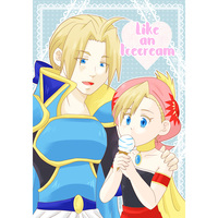 Doujinshi - Novel - Anthology - Final Fantasy VI / Edgar Roni Figaro (Like an Icecream) / TEAM CNF