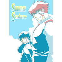 Doujinshi - Manga&Novel - Blood Blockade Battlefront / Steven A Starphase x Klaus V Reinhertz (summer syndrome) / UNDER TAKER+α
