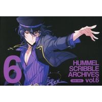 Doujinshi - Illustration book - HUMMEL SCRIBBLE ARCHIVES vol.6 / ヒュンメル hummel