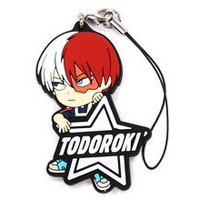 Rubber Strap - My Hero Academia / Todoroki Shouto