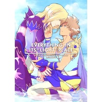 "Doujinshi - Final Fantasy Series / Cain x Butz (EVERYTHING IN ITS""LIGHT""PLACE) / WING CHIPS"