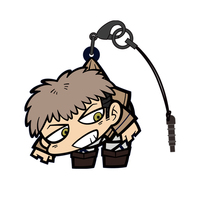Earphone Jack Accessory - Shingeki no Kyojin / Jean Kirschtein