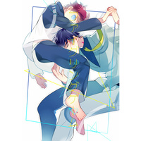 Doujinshi - Blood Blockade Battlefront / Steven A Starphase x Leonard Watch (ファイグリングゲーム) / ひのあられ