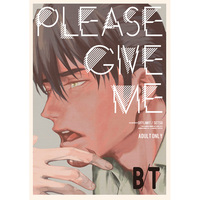 [Boys Love (Yaoi) : R18] Doujinshi - TIGER & BUNNY / Barnaby x Kotetsu (PLEASE GIVE ME) / OFFLIMIT