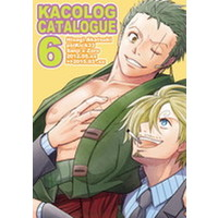Doujinshi - Anthology - Omnibus - ONE PIECE / Sanji x Zoro (KACOLOG CATALOGUE 6) / psiKick33