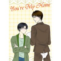 Doujinshi - Novel - Shingeki no Kyojin / Eren x Levi (You're My Home) / ignis aurum