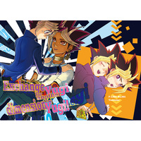 Doujinshi - Yu-Gi-Oh! / Yami Yugi x Muto Yugi (Exchange YUGI for another dimension's  YUGI!) / P-LINE