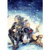 Doujinshi - Final Fantasy Series / Prishe & Warriors of Light (GRANDRAYM) / Mr.Hamlet