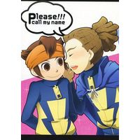 Doujinshi - Inazuma Eleven / Endou x Kidou (Please!!!call my name) / どういうことなの