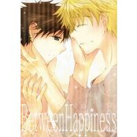 Doujinshi - Prince Of Tennis / Zaizen x Kenya (Between Happiness) / orz(仮)