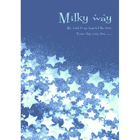 Doujinshi - Novel - K (K Project) / Reisi x Saruhiko (Milky way) / 東風急便