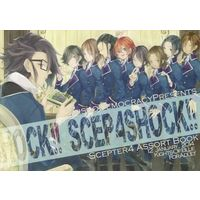 [Boys Love (Yaoi) : R18] Doujinshi - Manga&Novel - K (K Project) / All Characters (K) (SCEP4SHOCK!!) / 対称でも暗し