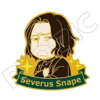 Pin - Harry Potter Series / Severus Snape