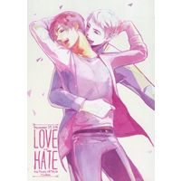 Doujinshi - Hetalia / Prussia x Southern Italy (LOVE and HATE) / スキマ