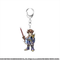 Key Chain - Final Fantasy VII / Butz
