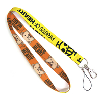 Neck Strap - ONE PIECE / Heart Pirates