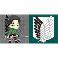 Cushion Cover - Shingeki no Kyojin / Levi