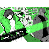 [Boys Love (Yaoi) : R18] Doujinshi - Persona5 / Iwai Munehisa x Protagonist (Persona 5) (Make Me Yours) / Obsidian