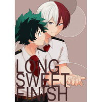 Doujinshi - My Hero Academia / Todoroki Shouto x Midoriya Izuku (LONG SWEET FINISH) / 柚子ぺっぱー