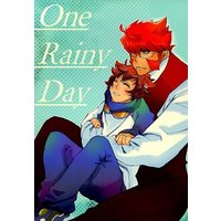 Doujinshi - Blood Blockade Battlefront / Klaus V Reinhertz x Leonard Watch (One Rainy Day) / とこなつ。