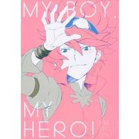 [Boys Love (Yaoi) : R18] Doujinshi - GUNDAM BUILD FIGHTERS / Aria von Reiji Asuna x Sei Iori (MY BOY,MY HERO!) / 富士山