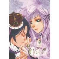 Doujinshi - Novel - Anthology - Angelique (Olive) / Oplive Project