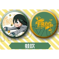 Badge - My Hero Academia / Asui Tsuyu
