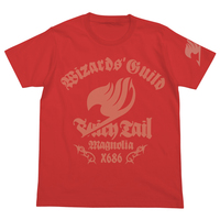 T-shirts - Fairy Tail Size-L