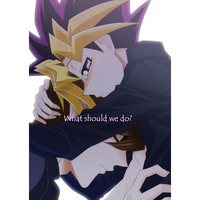 Doujinshi - Yu-Gi-Oh! / Kaiba x Yugi (what should we do?) / AQUAQUA