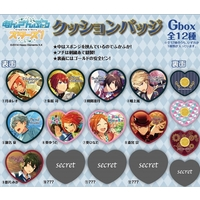 Trading Badge - Ensemble Stars! / Valkyrie & Knights & 2wink