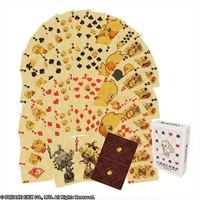 Playing Card - Final Fantasy Series / Chocobo & Ace