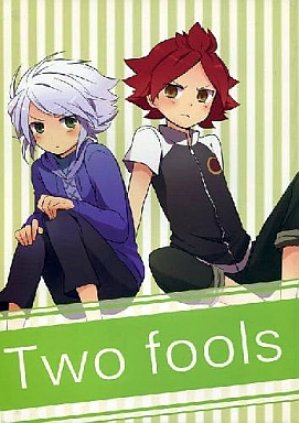 Doujinshi - Inazuma Eleven / Gazelle & Burn (Two fools) / merry