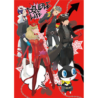 Doujinshi - Persona5 / All Characters & Protagonist (Persona 5) (DOUBLE LIFE) / Ch.M
