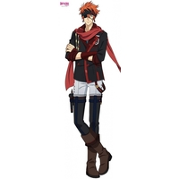 Life Size Tapestry - D.Gray-man / Lavi