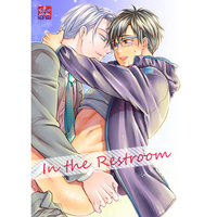 [Boys Love (Yaoi) : R18] Doujinshi - Yuri!!! on Ice / Victor x Katsuki Yuuri (In the Restroom) / 桃曼