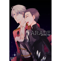 [Boys Love (Yaoi) : R18] Doujinshi - Yuri!!! on Ice / Victor x Katsuki Yuuri (PARADE) / CREAM