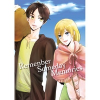 Doujinshi - Shingeki no Kyojin / Eren & Krista (Remenber Someday Memories) / plastic