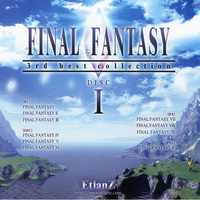 Doujin Music - FINAL FANTASY 3RD BEST COLLECTION DISC1 / EtlanZ