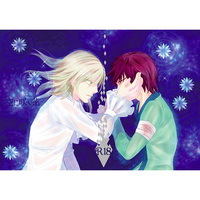 [Boys Love (Yaoi) : R18] Doujinshi - Novel - Tales of Graces / Richard x Asbel (空に咲く花) / 空の泡
