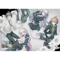 Doujinshi - Illustration book - Danganronpa / All Characters (Dangan Ronpa) (mixture) / Noblepot.