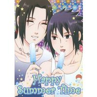 Doujinshi - NARUTO / Itachi x Sasuke (【コピー誌】Happy Summer Time) / Mutsumix