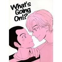 Doujinshi - Prince Of Tennis / Saeki Kojiro (What's Going On!?) / カルモチン