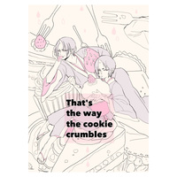 Doujinshi - Hoozuki no Reitetsu / Hakutaku x Hoozuki (That's the way the cookie crumbles) / 貞淑 bibi bi!