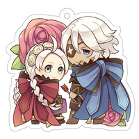 Key Chain - Fire Emblem Series