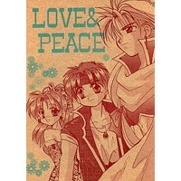 Doujinshi - Novel - Final Fantasy Series (LOVE&PEACE) / 津島文庫