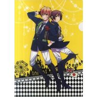 Plastic Folder - Hetalia / United Kingdom & Japan