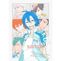Doujinshi - Yowamushi Pedal (Catch up!) / 2R